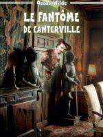 Couverture Le fantôme de Canterville Banquises et Comètes