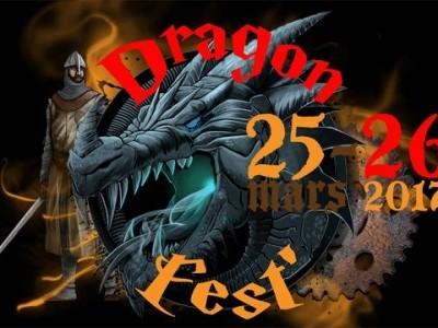 Retrouvez Banquises et Comètes au festival Dragonfest 2017