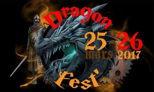 Dragonfest - Joué les Tours