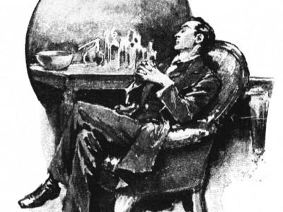 Élémentaire! L'éternel retour de Sherlock Holmes (1ère partie)