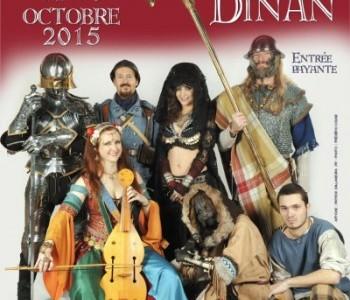 Banquises et Comètes ce week-end à Dinan !