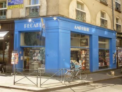 Librairie le Pécari Amphibie