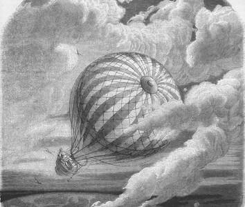 Edgar Allan Poe et Jules Verne
