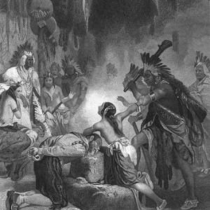 Adieu petite espiègle, hommage à Pocahontas