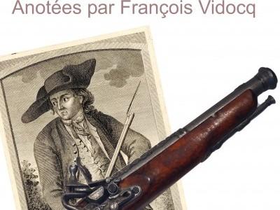 Vient de paraître : Les Confessions de Jacques-Antoine Delcroix, dit Roquairol, lieutenant du capitaine Mandrin