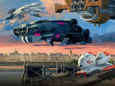 Retrouvez Banquises et Comètes aux Utopiales de Nantes