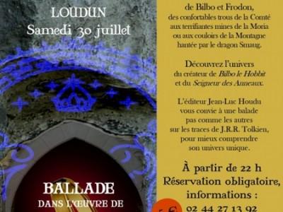 En ces lieux des livres, à Loudun les 30 et 31 juillet prochains