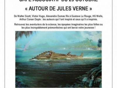 «Autour de Jules Verne» à l'Astroport