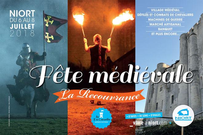 La Recouvrance - fête médiévale de Niort