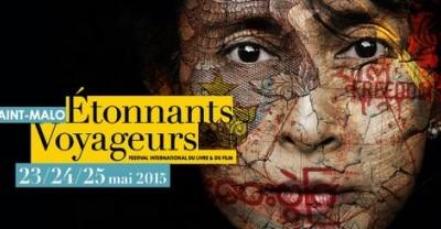 Banquises & Comètes à Étonnants Voyageurs 2015