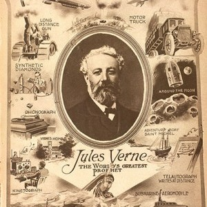 février 2015 : 187e anniversaire de Jules Verne.