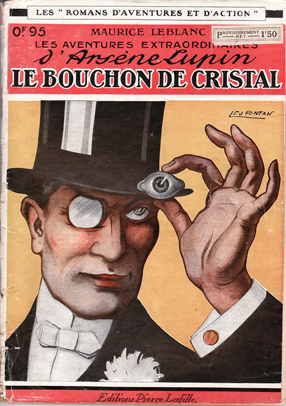 Maurice Leblanc, père d'Arsène Lupin