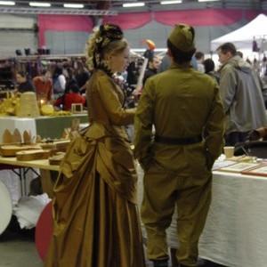 Retour sur le Marché de l'Histoire de Pontoise