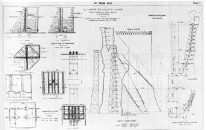 statue de la liberté - construction Eiffel 1