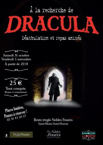A la recherche de Dracula