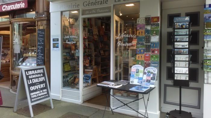 Librairie la Chaloupe à Saint-Vaast-la-Hougue