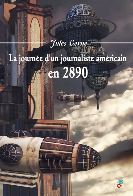 La journée d'un journaliste en 2890