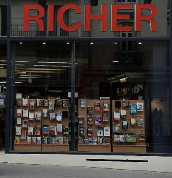 Librairie Richer