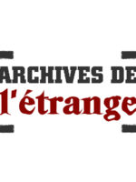 Collection Archives de l'étrange