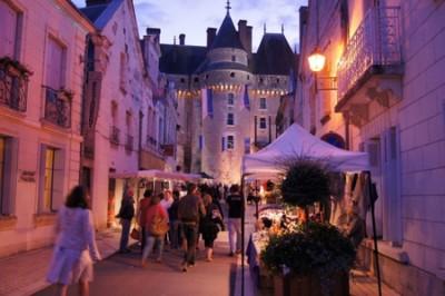 Marché nocturne de Langeais