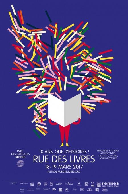 Rue des livres Rennes