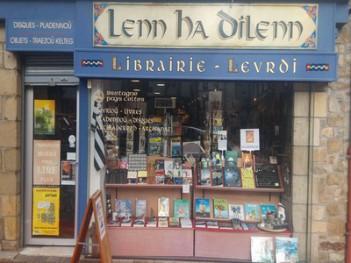 Librairie Lenn Ha Dilenn à Vannes.