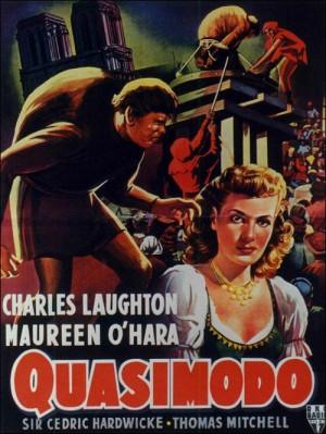 Affiche de Quasimodo